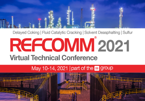 Carolina Filters to Participate in RefComm 2021